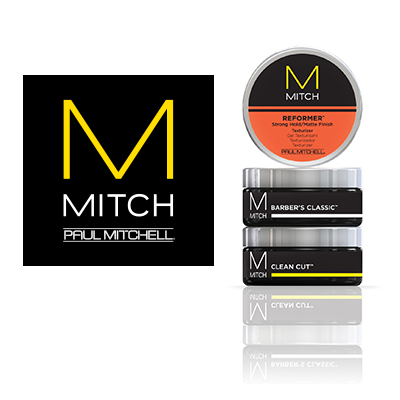 Mitch Hair Care Products